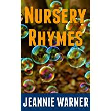 "Book cover for ""Nursery Rhymes"" by Jeannie Warner"