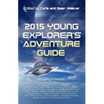 """Book cover for """"2015 Young Explorer's Adventure Guide"""" Anthology"""
